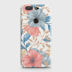 INFINIX ZERO 5 (X603) Seamless Flower Case