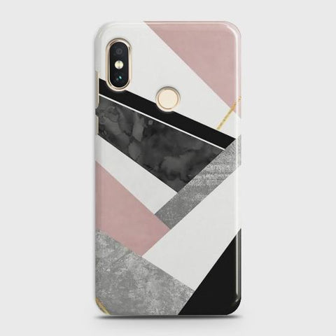 Xiaomi Mi A2/ Mi 6 Luxury Marble design Case