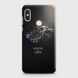 XIAOMI MI A2 / MI 6X Winter Has Come GOT Case