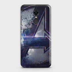 REDMI 5 PLUS Avengers Endgame Case