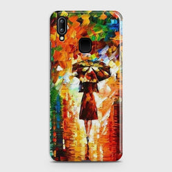 VIVO Y91 Girl with Umbrella Case