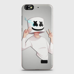 Huawei Honor 4C Marshmello Face Case
