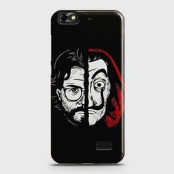 Huawei Honor 4C MONEY HEIST PROFESSOR Case
