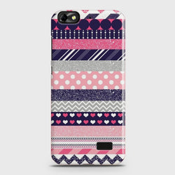 Huawei Honor 4C Colourful Circles Case