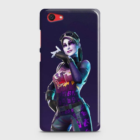 Vivo Y71 Fortnite Lady Warrior Case
