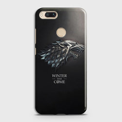 XIAOMI MI 5X Winter Has Come GOT Case