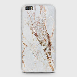 XIAOMI MI 5 White & Gold Marble Case