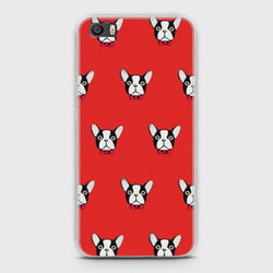 XIAOMI MI 5 BOSTON TERRIER RED Case