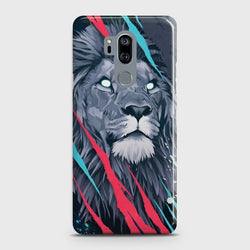 LG G7 THINQ Abstract Animated Lion Case