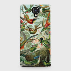 INFINIX NOTE 4 (X572) Free Birds Case