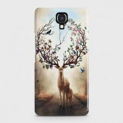 INFINIX NOTE 4 (X572) Blessed Deer Case
