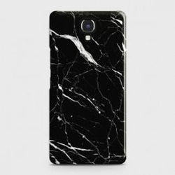 INFINIX NOTE 4 (X572) Trendy Black Marble Case