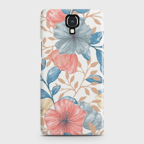 INFINIX NOTE 4 (X572) Seamless Flower Case