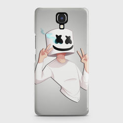 INFINIX NOTE 4 (X572) Marshmello Face Case