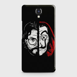 INFINIX NOTE 4 (X572) MONEY HEIST PROFESSOR Case