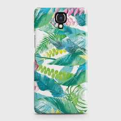 INFINIX NOTE 4 (X572) Retro Palm Leaves Case