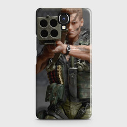 INFINIX NOTE 4 (X572) Ultimate John Matrix Case