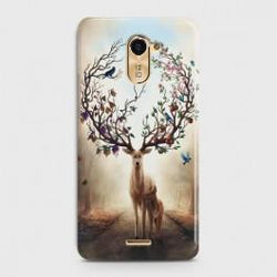 INFINIX HOT 4 (X557) Blessed Deer Case