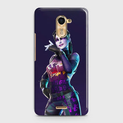 INFINIX HOT 4 (X557) Fortnite Lady Warrior Case