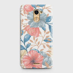 INFINIX HOT 4 (X557) Seamless Flower Case