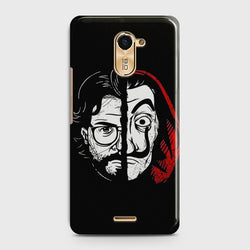 INFINIX HOT 4 (X557) MONEY HEIST PROFESSOR Case