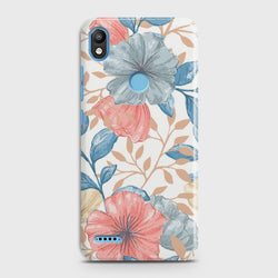 INFINIX SMART 2 (X5515) Seamless Flower Case