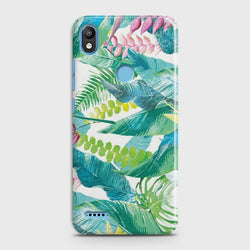 INFINIX SMART 2 (X5515) Retro Palm Leaves Case