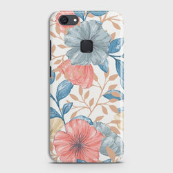 VIVO Y81 Seamless Flower Case
