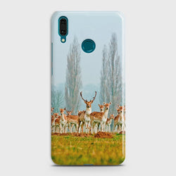 Huawei Y7 2019 Wildlife Nature Case