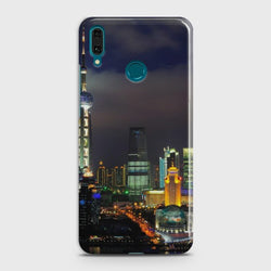 Huawei Y7 2019 Modern Architecture Case