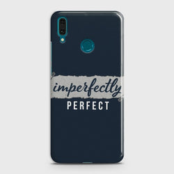 Huawei Y7 2019 Imperfectly Case
