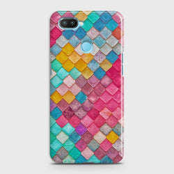 XIAOMI MI 8 LITE Colorful Mermaid Scales Case