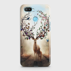 XIAOMI MI 8 LITE Blessed Deer Case