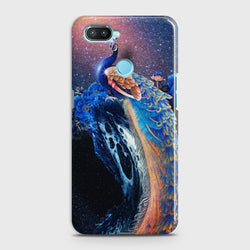 XIAOMI MI 8 LITE Peacock Diamond Embroidery Case