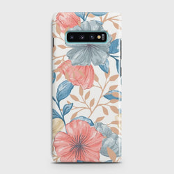 SAMSUNG GALAXY S10 PLUS Seamless Flower Case