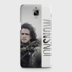ONEPLUS 3/3T Jon Snow GOT Case