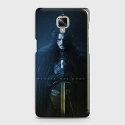 ONEPLUS 3/3T Winter Has Come Case