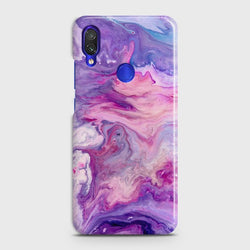 XIAOMI REDMI NOTE 7 Chic Liquid Marble Case