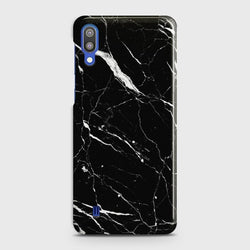 SAMSUNG GALAXY M10 Trendy Black Marble Case