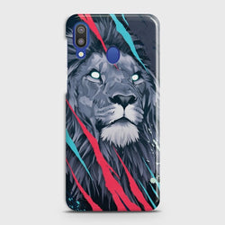 SAMSUNG GALAXY Abstract Animated Lion Case