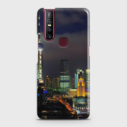 VIVO V15 Modern Architecture Case