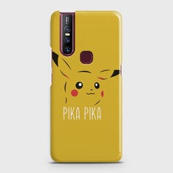 VIVO V15 Pikachu Case