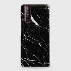 VIVO V15 PRO Trendy Black Marble Case