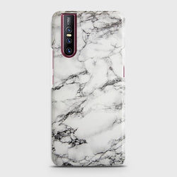 VIVO V15 PRO Trendy White Marble Case