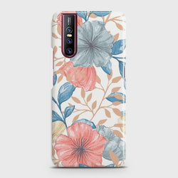 VIVO V15 PRO Seamless Flower Case