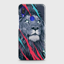 XIAOMI REDMI NOTE 7 PRO Abstract Animated Lion Case