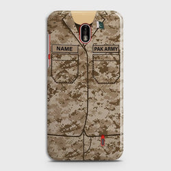 NOKIA 1 PLUS Army Costume Customized Case