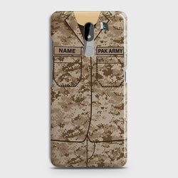 NOKIA 3.2 Army Costume Customized Case
