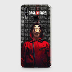 VIVO Y93 Money Heist Customized Case