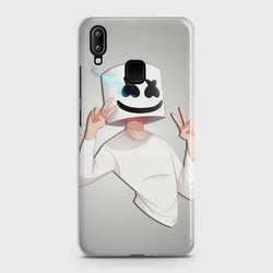 VIVO Y93 Marshmello Face Customized Case